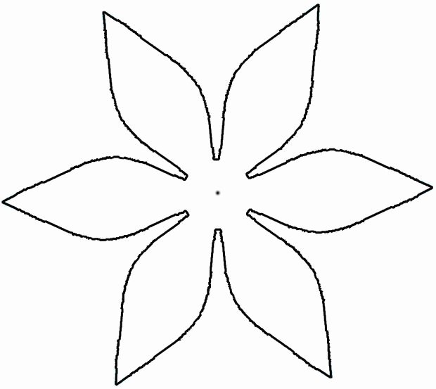 Flower Shapes to Cut Out Lovely 101 Best Images About 3 D Flower Petal Patterns On