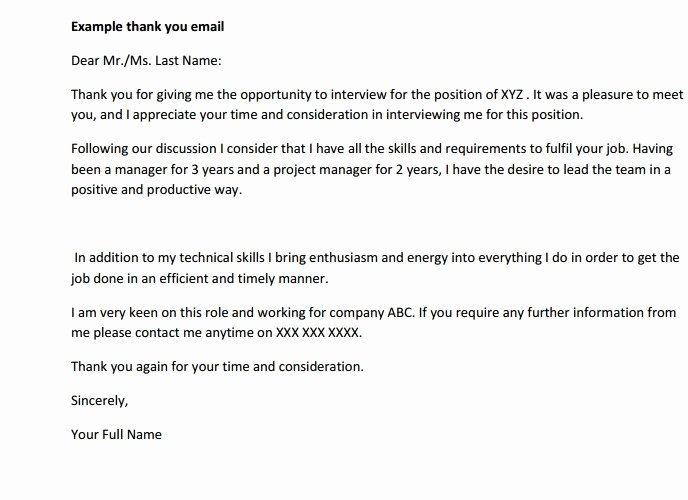 Follow Up Letter Template New 1 after Interview Follow Up Letter Templates Pdf