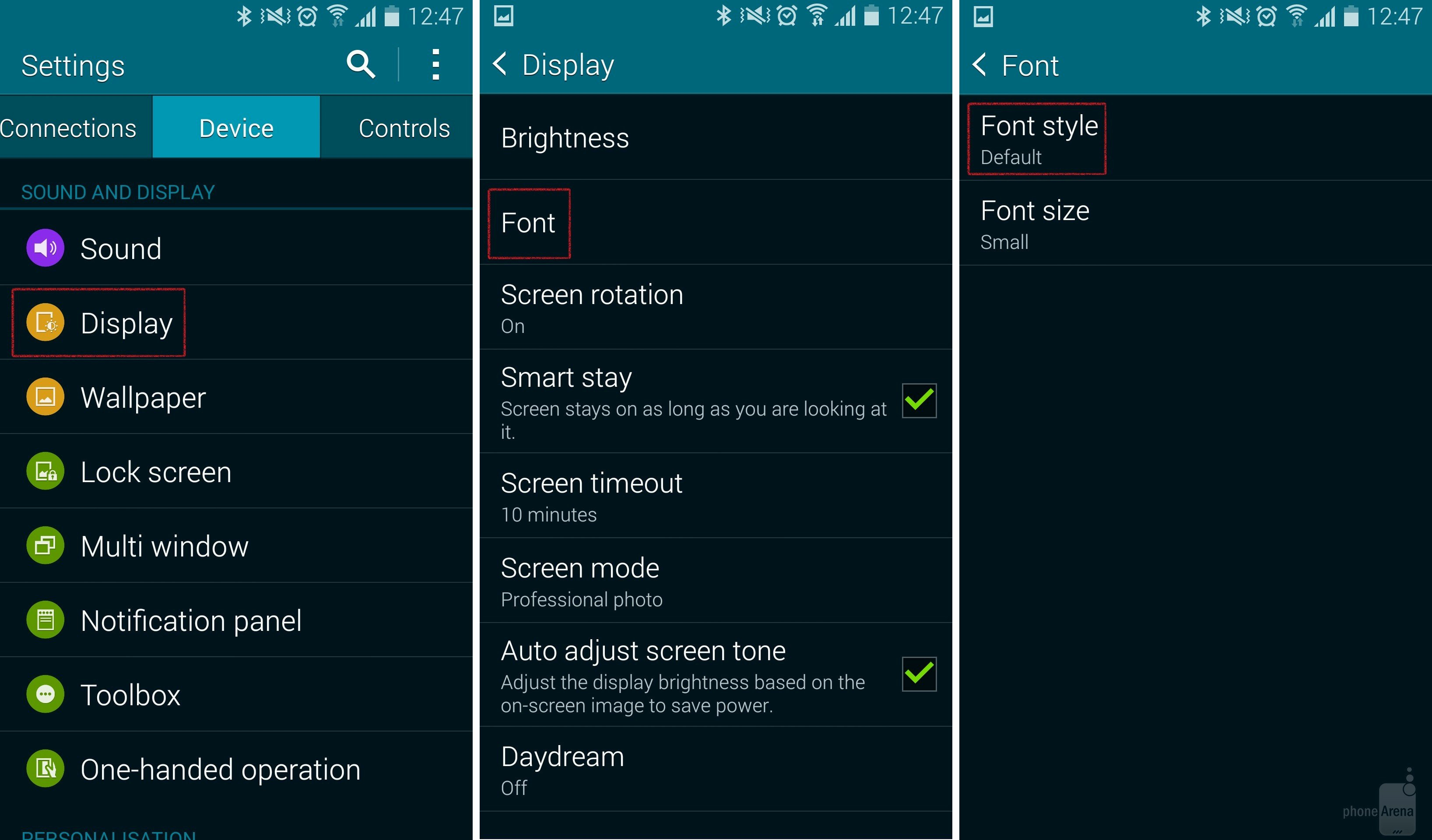 Fonts Style for android Inspirational How to Change Fonts On android with or without Root