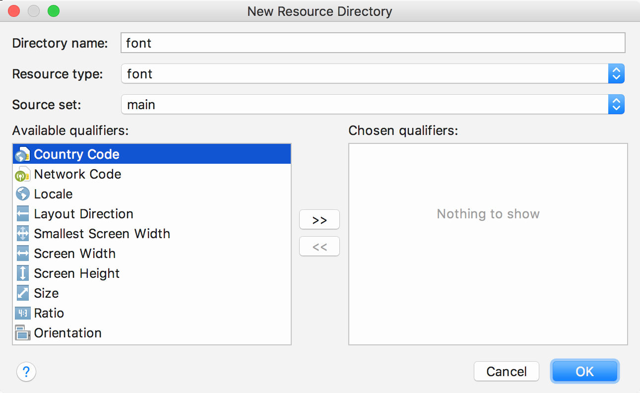 Fonts Style for android Luxury Fonts In Xml