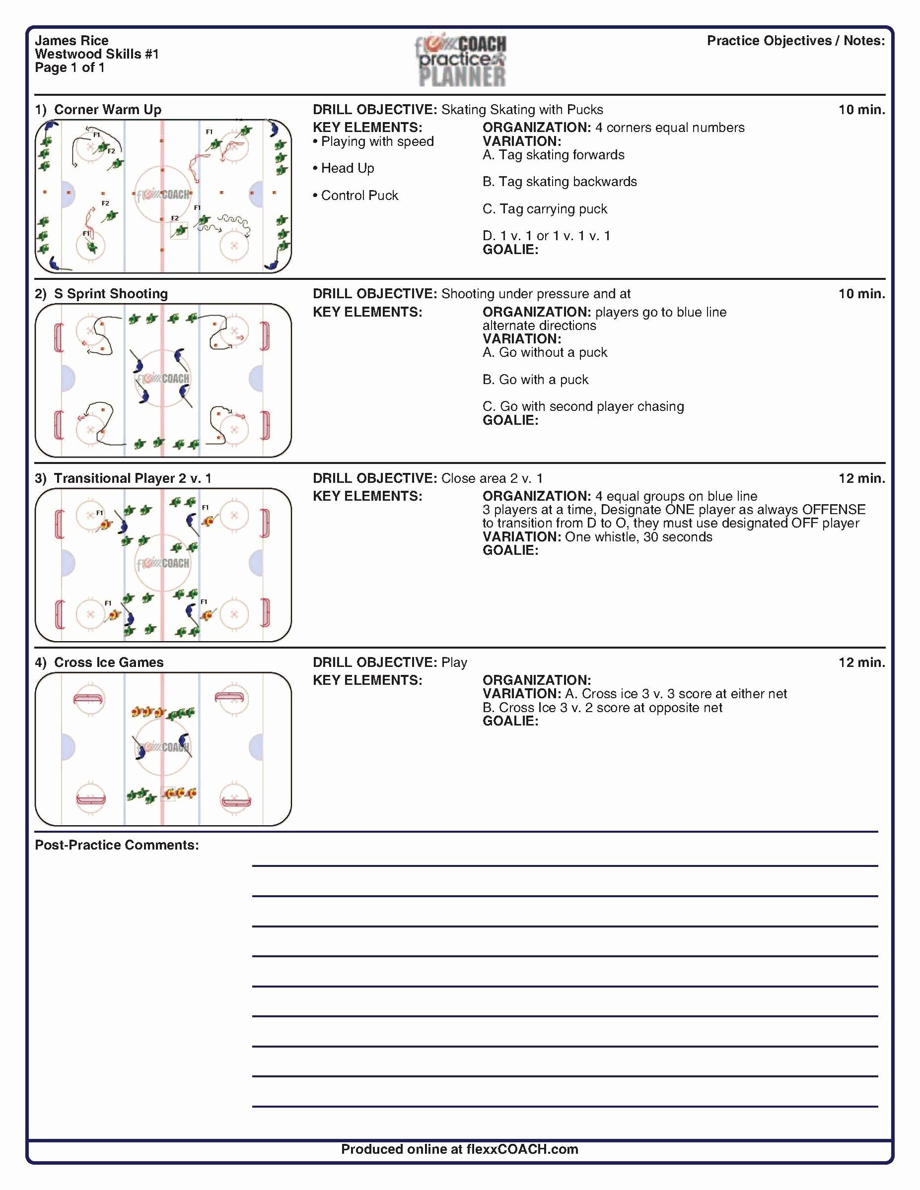 Football Practice Plan Sheet Fresh 001 Football Practice Plan Template Excel Sheet for Lovely