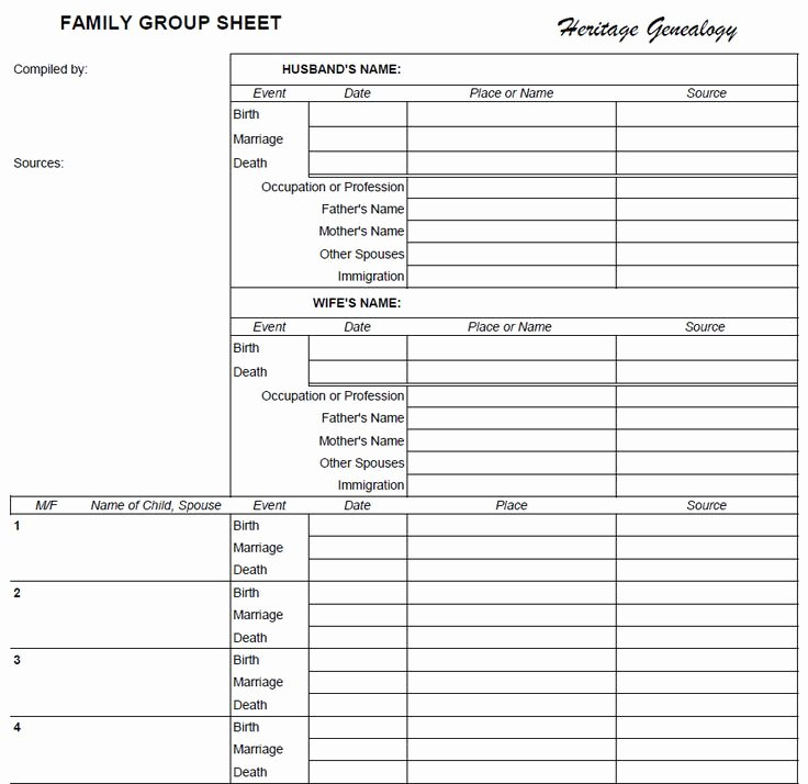 Form for Family Tree Fresh 95 Best Family Reunion Ideas Images On Pinterest