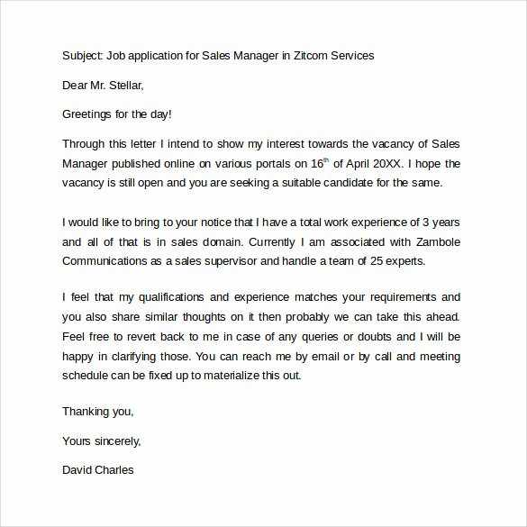Formal Letter Heading Example Awesome Free 29 Sample formal Business Letters format In Word