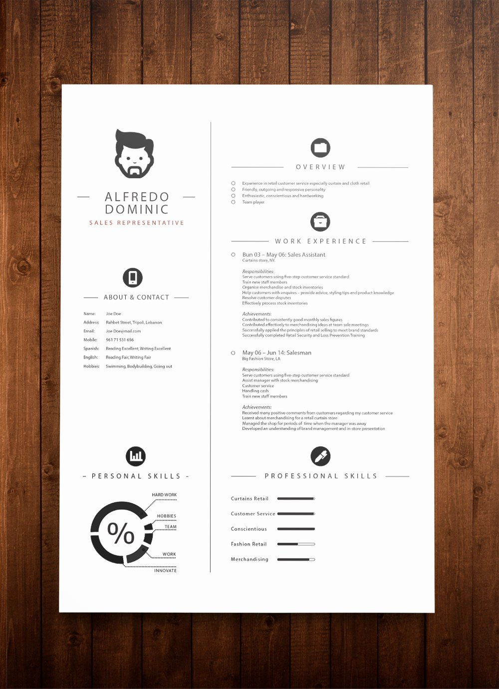 Format for Curriculum Vitae Beautiful top 3 Resume Templates In February 2015