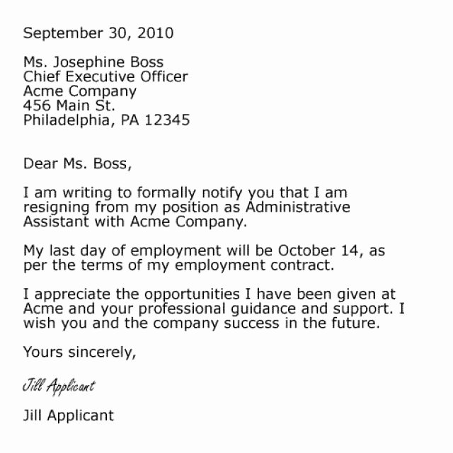 Format for Resignation Letter Beautiful Pin by Job Resume On Job Resume Samples