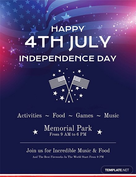 Fourth Of July Flyer Template Awesome Digital Marketing Flyer Template Download 416 Flyers In