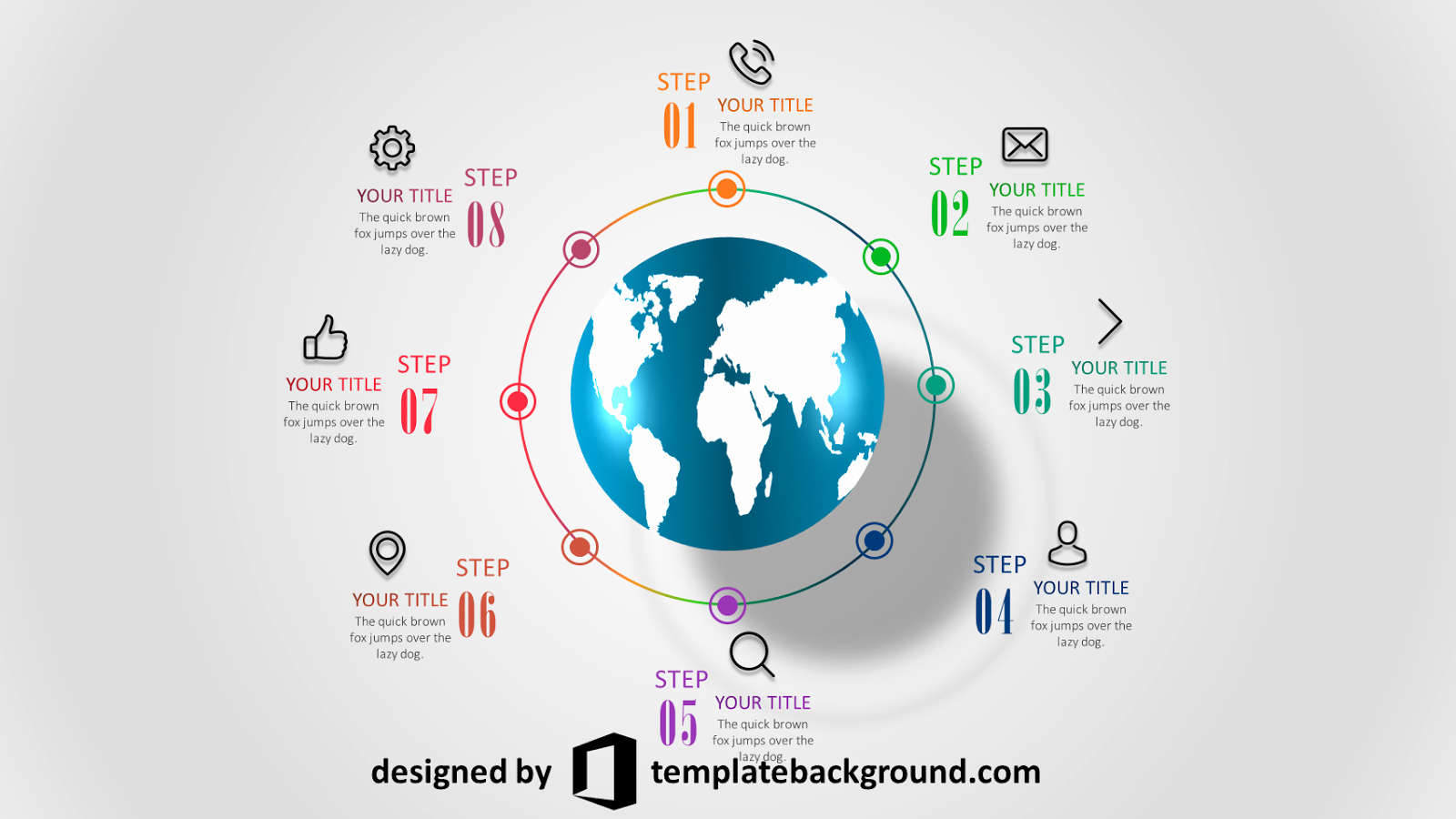 Free 3d Powerpoint Templates Fresh Animated Png for Ppt Free Download Transparent Animated