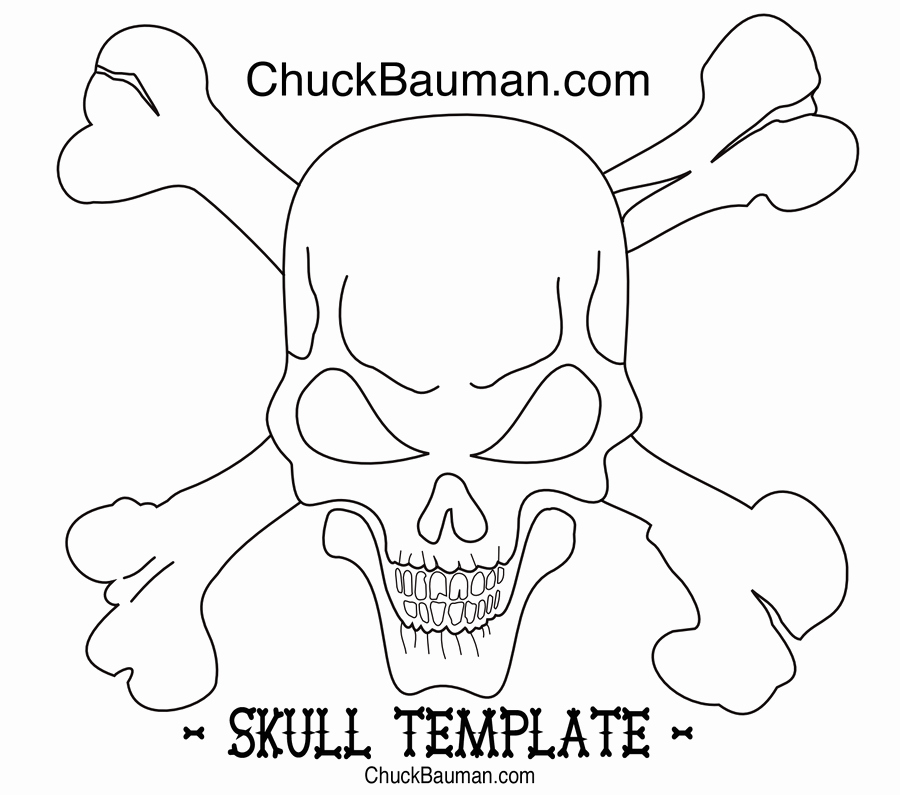 Free Airbrush Stencils Downloads Elegant Free Skull Airbrushing Stencil by Crb1177 On Deviantart