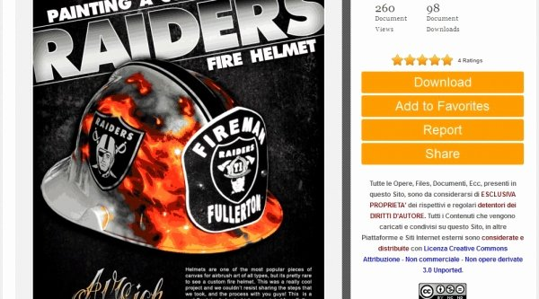"Free Airbrush Stencils Downloads Lovely Airbrush Stencil Step ""raiders Helmet"" Free Download"
