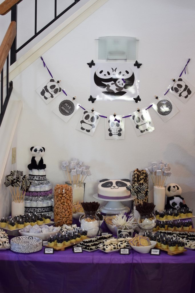 Free Baby Shower Decorations Elegant Panda Baby Shower Ideas Baby Ideas