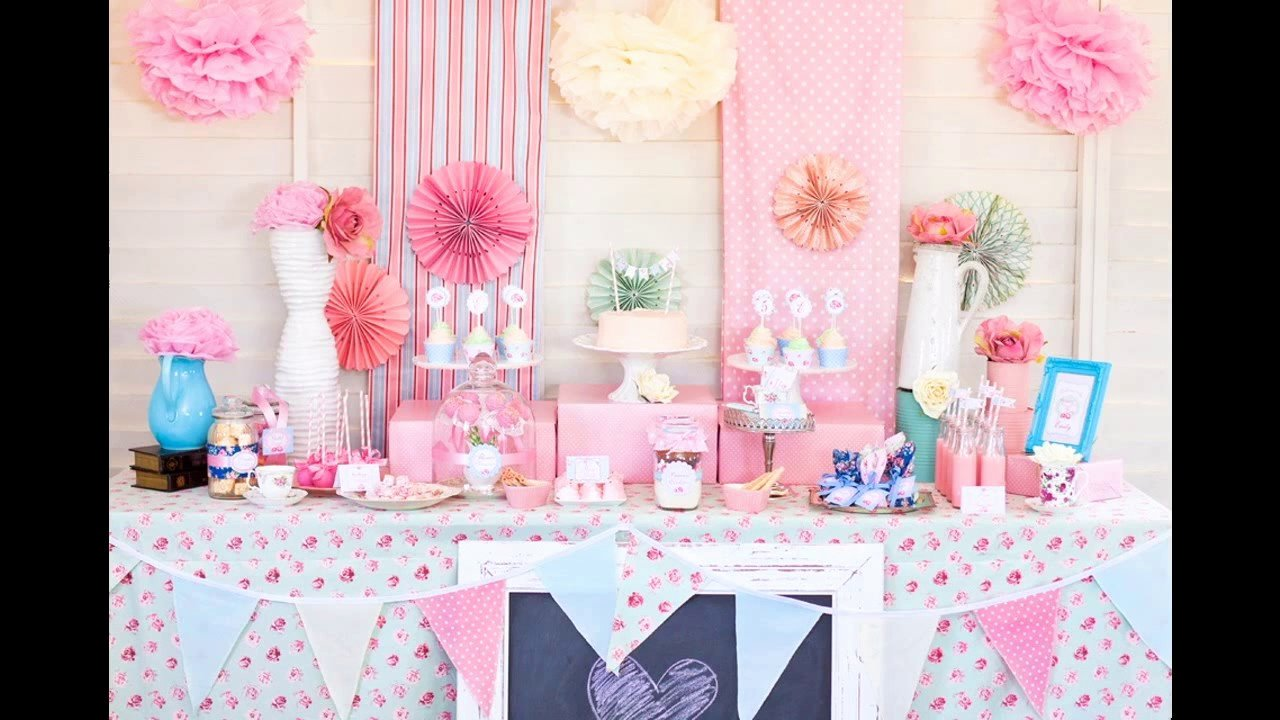 Free Baby Shower Decorations New Princess Baby Shower themes Decorations Ideas