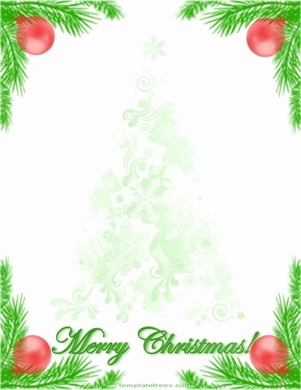 Free Background Templates for Word Elegant Christmas Background Microsoft Word Flowersheet