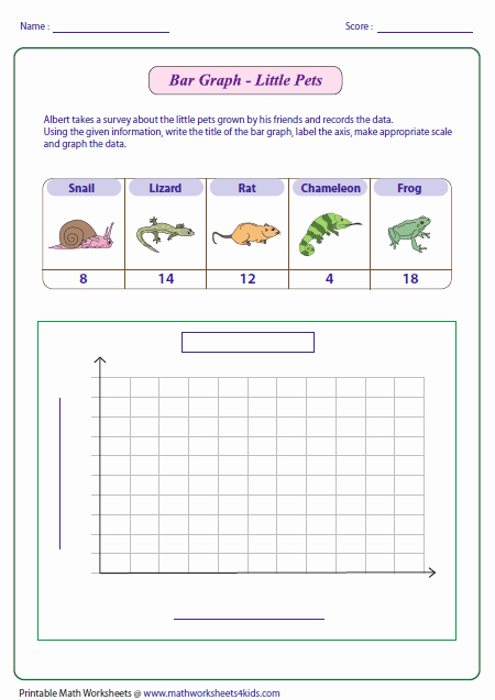 Free Bar Graph Worksheets Beautiful Bar Graph Worksheets
