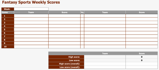 Free Basketball Score Sheets Best Of Printable Basketball Score Sheets Download In Pdf