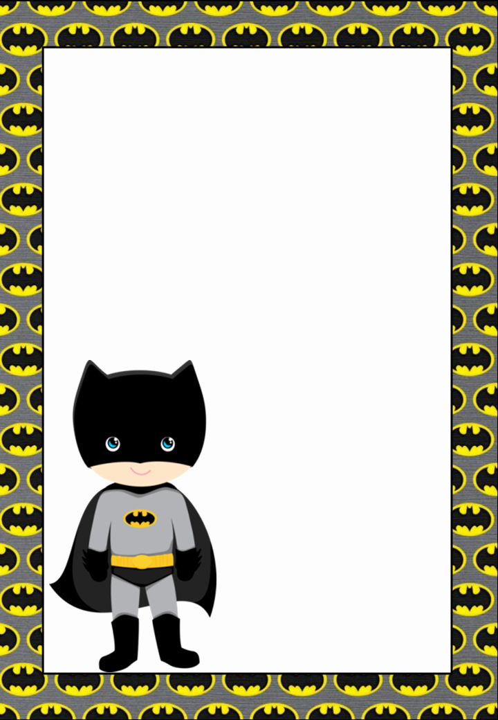 Free Batman Invitation Template Awesome Free Printable Batman Invitations Cards or Labels Oh