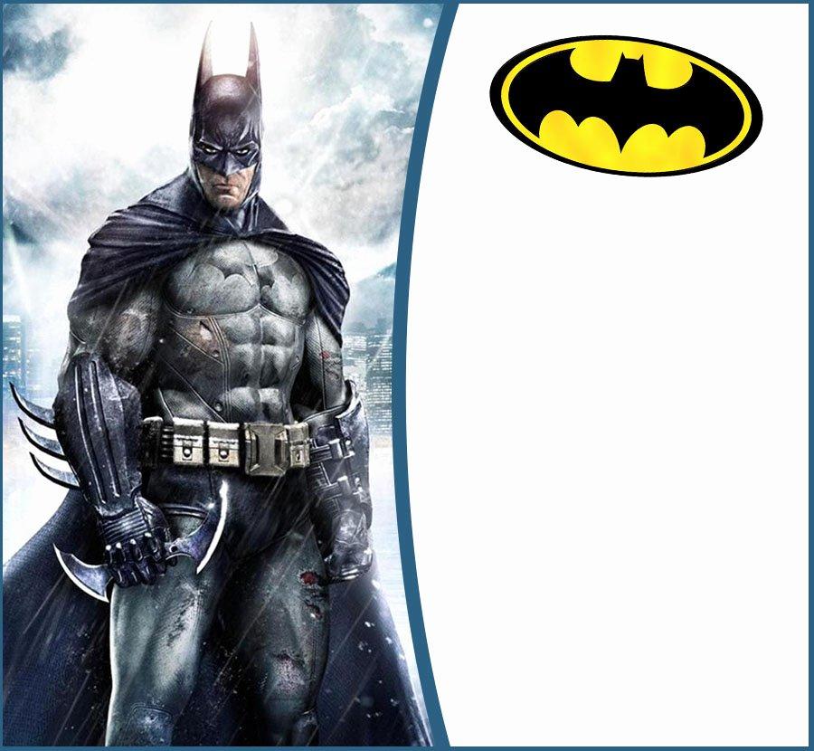 Free Batman Invitation Template Beautiful Batman Free Printable Invitation Templates