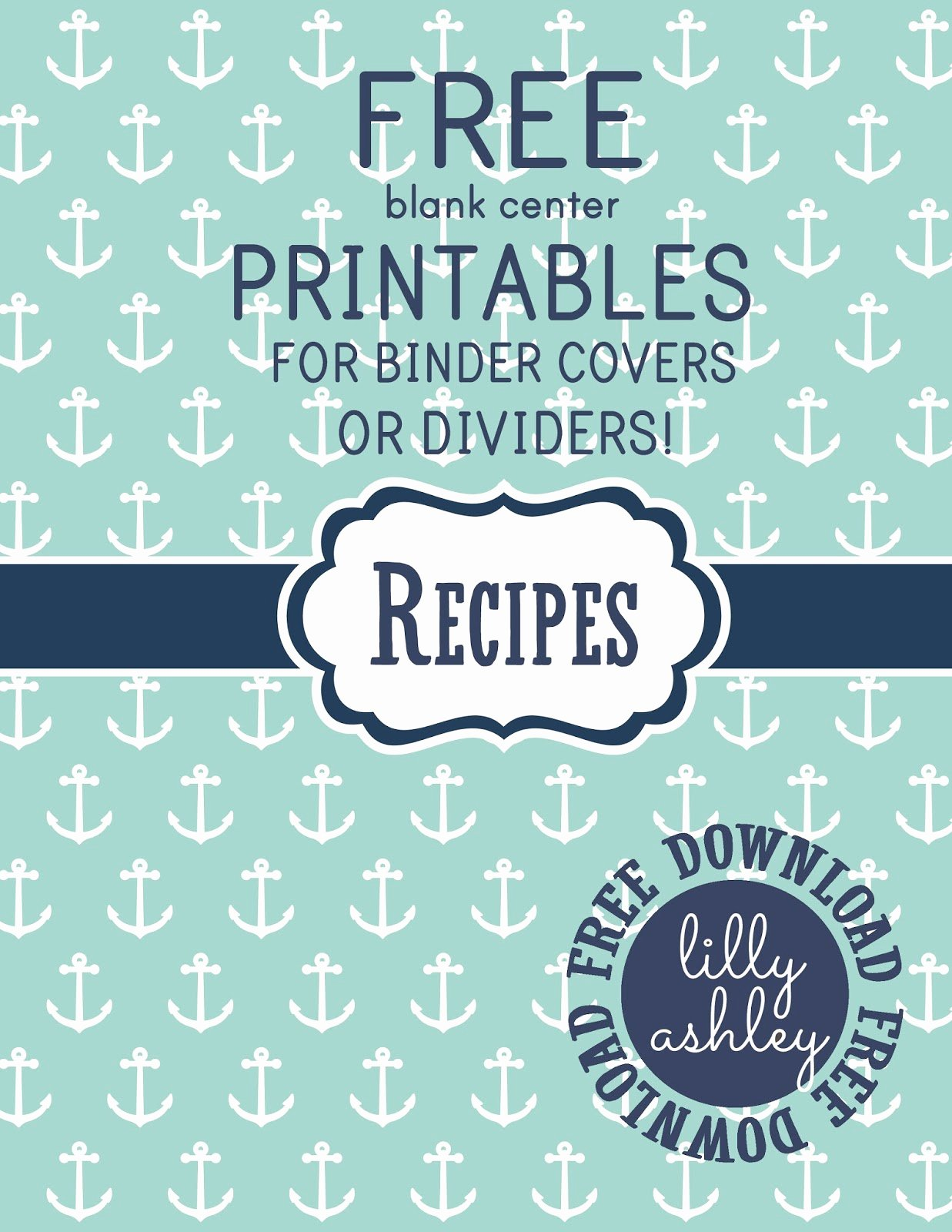Free Binder Cover Printables Lovely Make It Create by Lillyashley Freebie Downloads Free