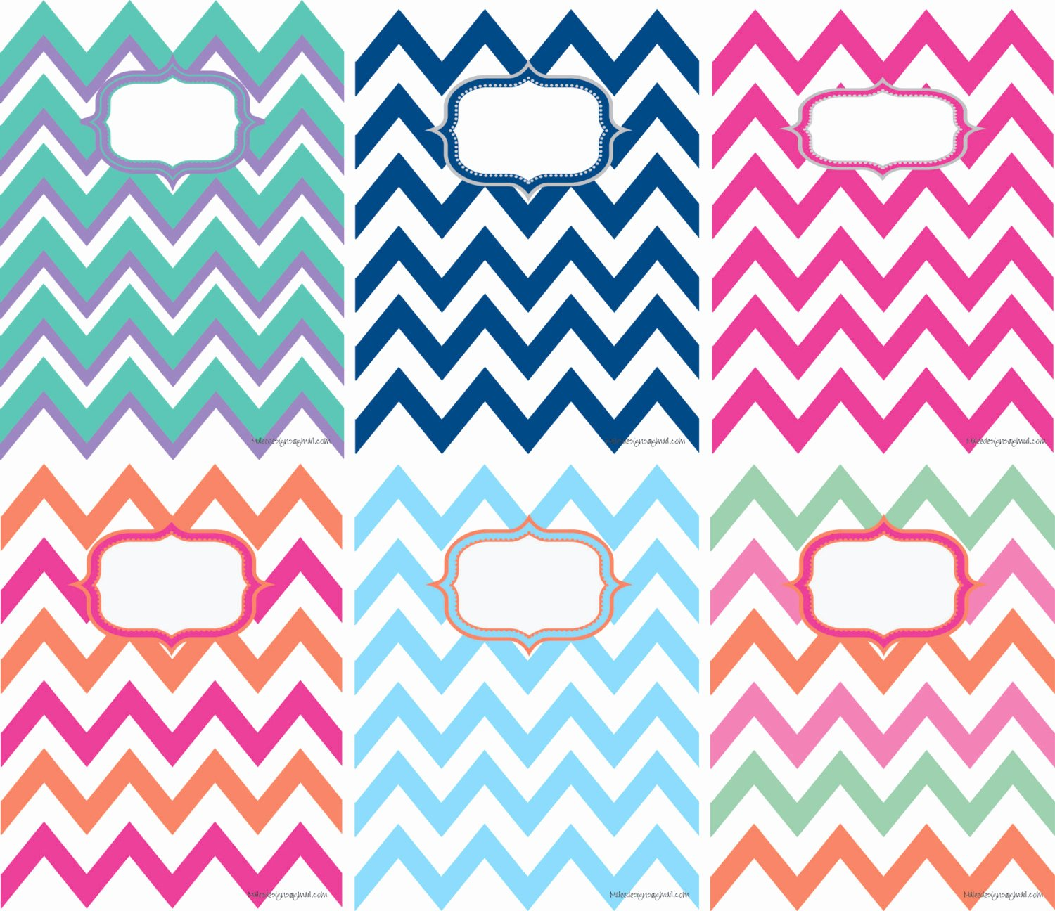 Free Binder Cover Printables Lovely Printable Chevron Binder Covers