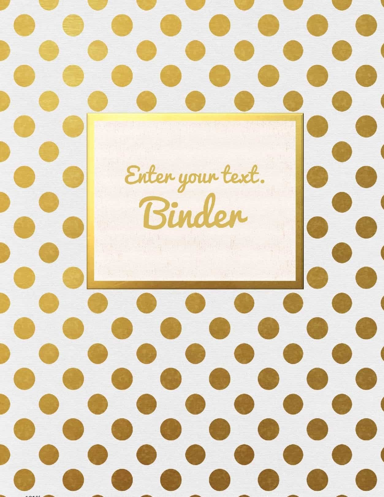 Free Binder Cover Printables Unique Free Binder Cover Templates