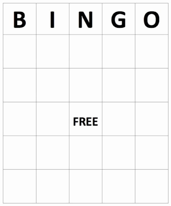 Free Bingo Card Templates Printable Luxury A Fun New Way to Teach Art History Art Games