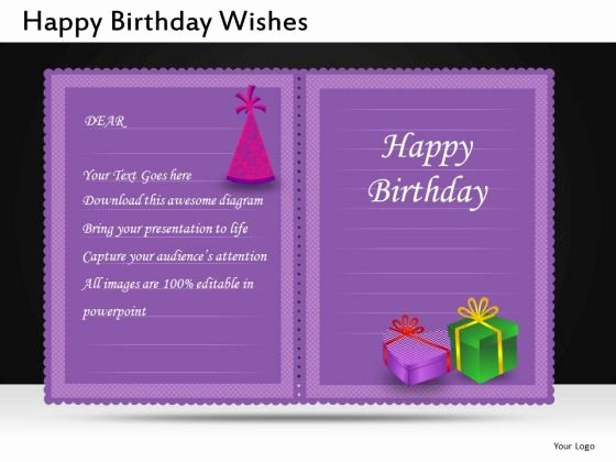 Free Birthday Powerpoint Templates Inspirational 40th Birthday Ideas Free Editable Birthday Invitation