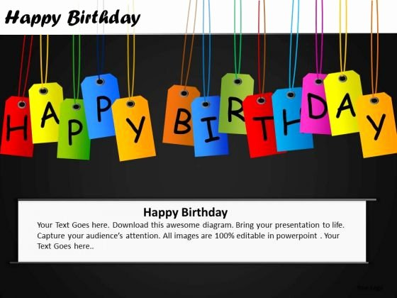 Free Birthday Powerpoint Templates Lovely Download Happy Birthday Powerpoint Presentation Free