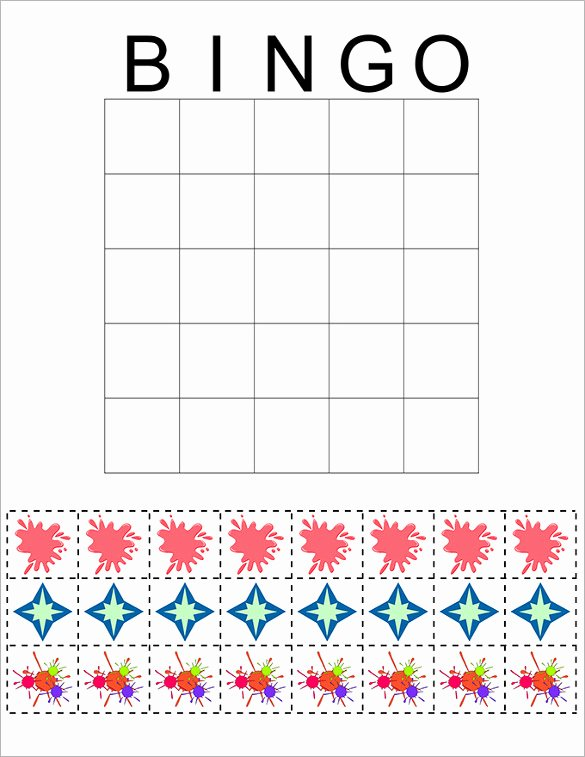 Free Blank Bingo Template Awesome Blog Archives Profilerutracker