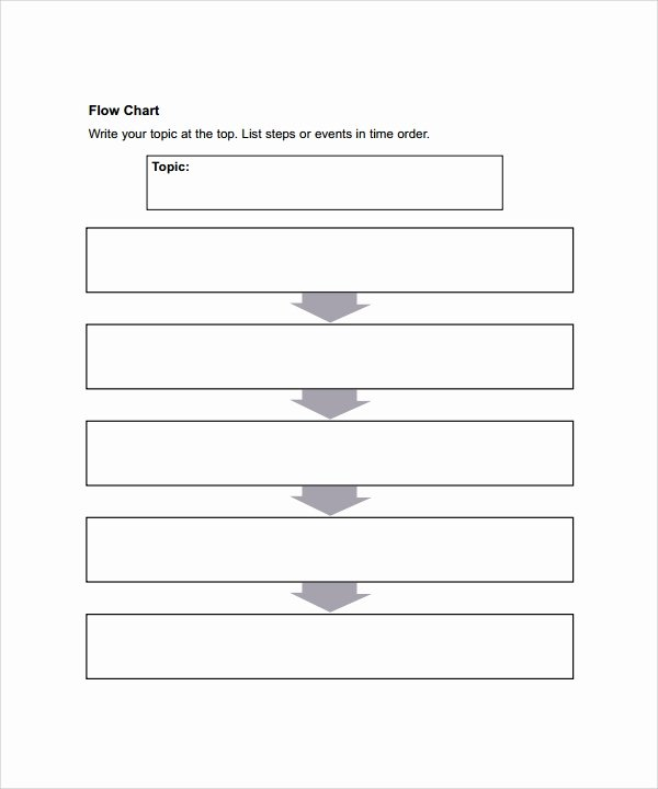 Free Blank Chart Templates Lovely Blank Chart Templates 8 Download Free Documents In Pdf