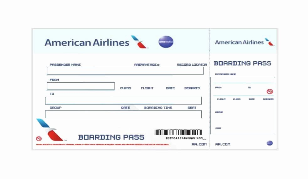 Free Boarding Pass Template Best Of 16 Real & Fake Boarding Pass Templates Free