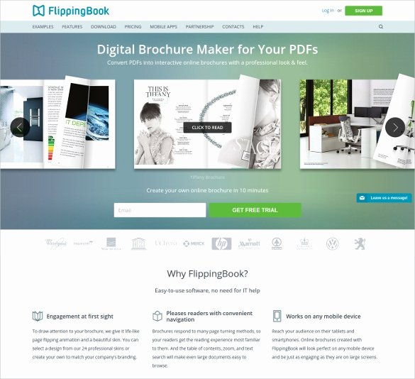 Free Brochure Maker Online Beautiful 23 Free Brochure Maker tools to Create Your Own Brochure