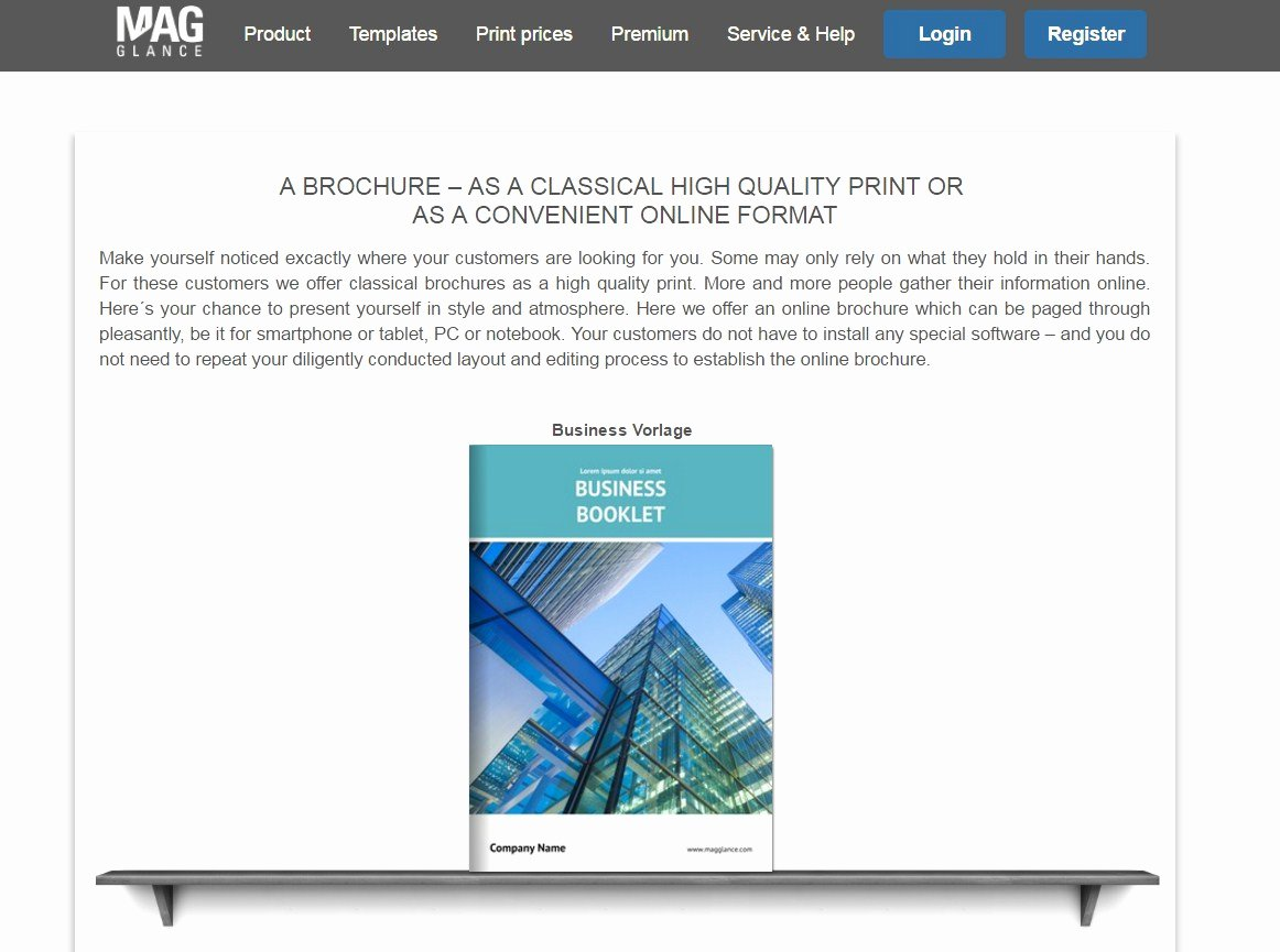 Free Brochure Maker Online Elegant 20 Best Free Line Brochure Maker tools