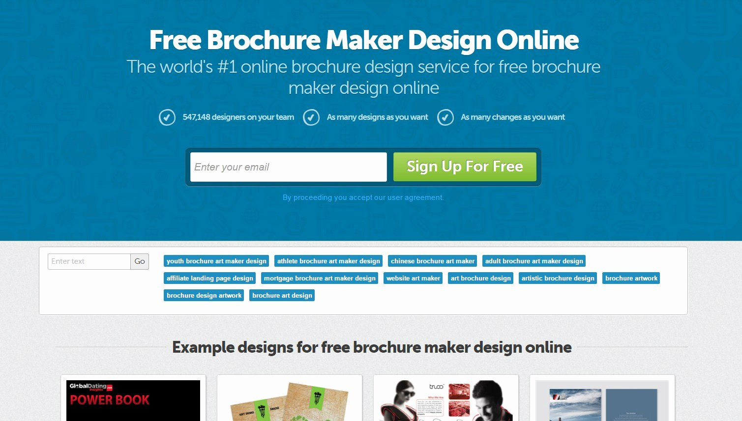 Free Brochure Maker Online Unique 20 Best Free Line Brochure Maker tools