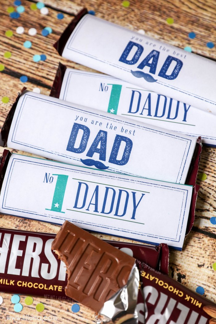 Free Candy Bar Wrappers Best Of Father S Day Candy Bar Wrappers Lil Luna