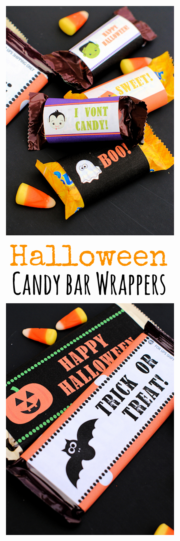 Free Candy Bar Wrappers Inspirational Free Printable Halloween Candy Bar Wrappers Crazy Little