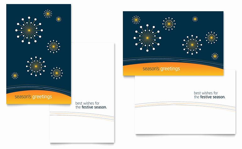 Free Card Templates Word Inspirational Free Greeting Card Template Download Word & Publisher