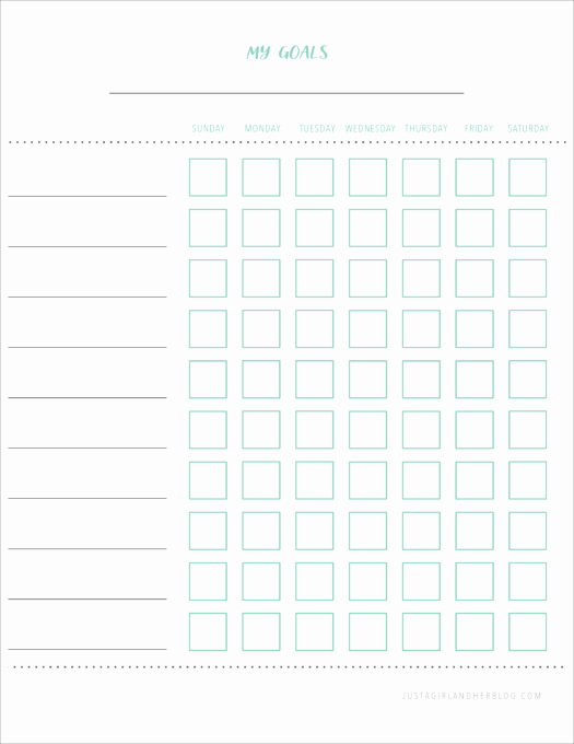 Free Chore Chart Printable Luxury Free Printable Chore Charts to Help Kids Get organized
