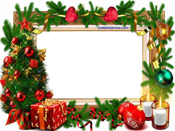 Free Christmas Photo Templates Awesome Christmas Frame Templates for Free Download