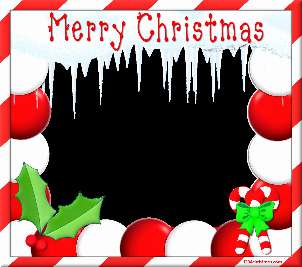 Free Christmas Photo Templates Beautiful Christmas Frame Templates for Free Download