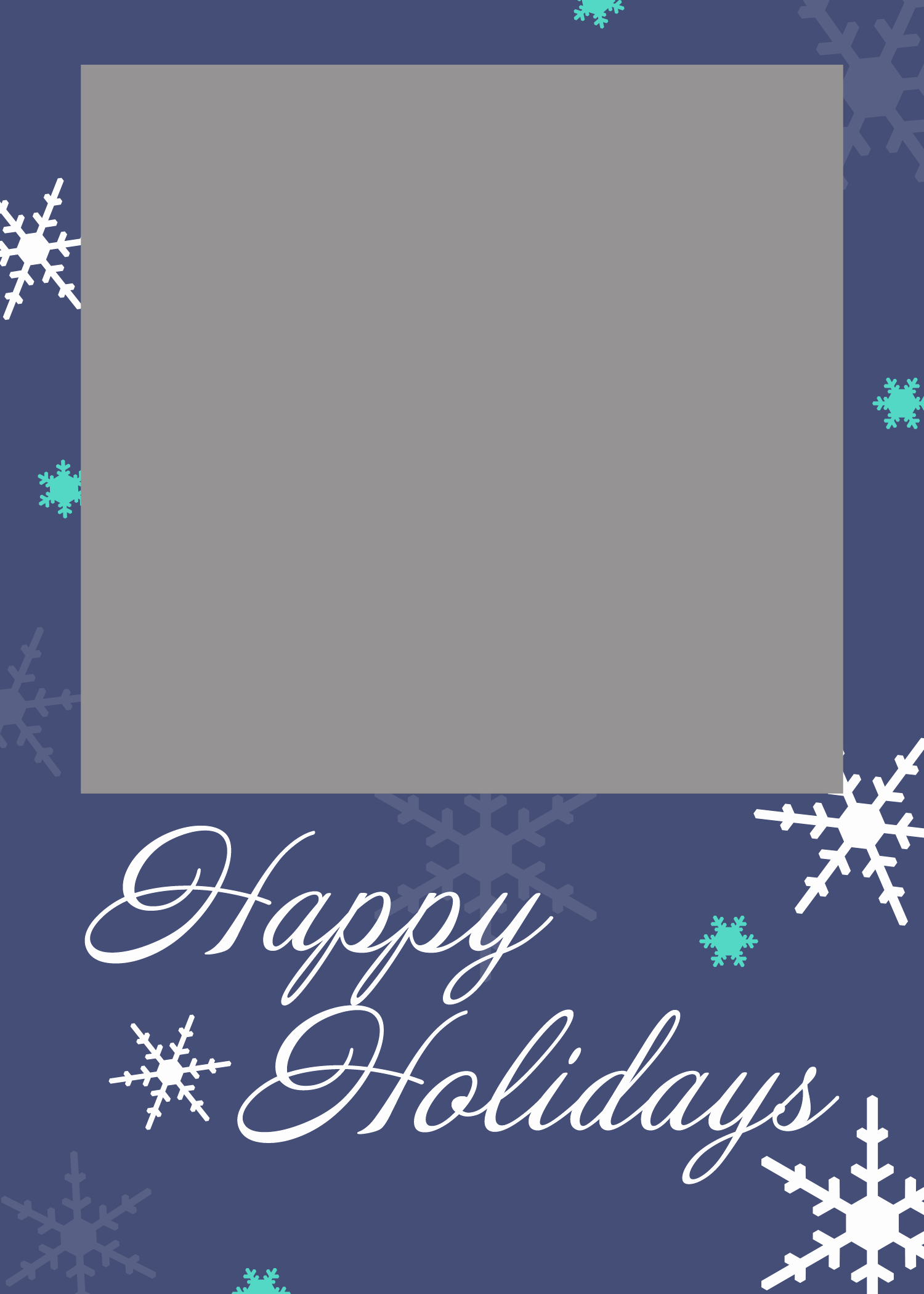 Free Christmas Photo Templates Fresh Free Printable Holiday Card Plus Pixlr Video
