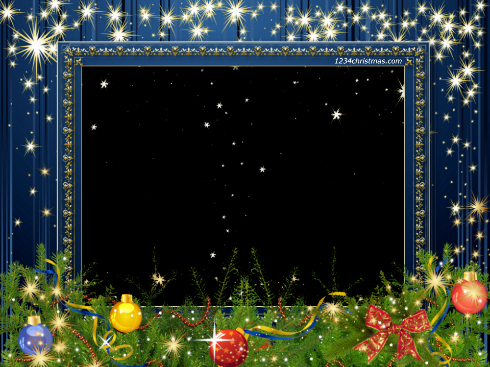 Free Christmas Photo Templates New Christmas Frame Templates for Free Download