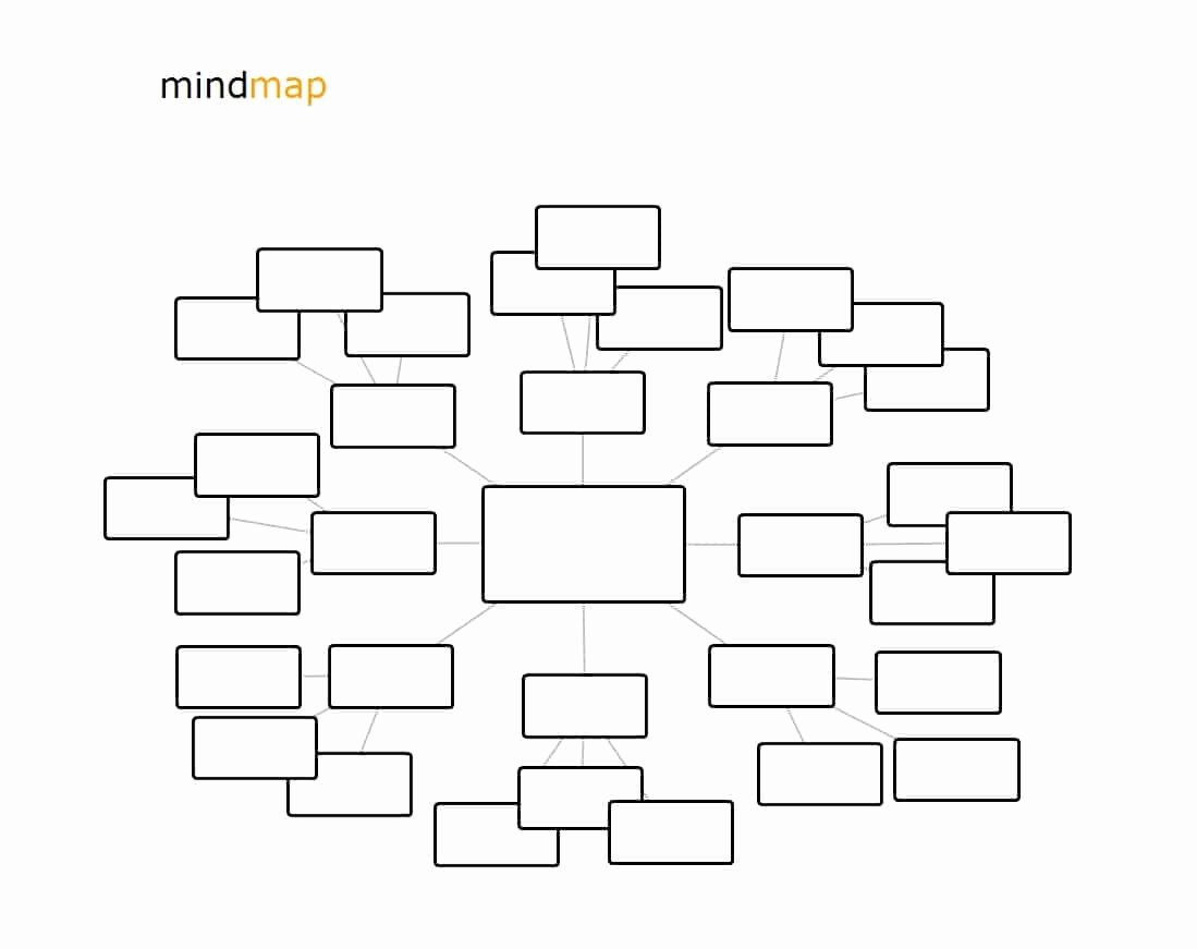Free Concept Mapping Template Best Of 35 Free Mind Map Templates & Examples Word Powerpoint