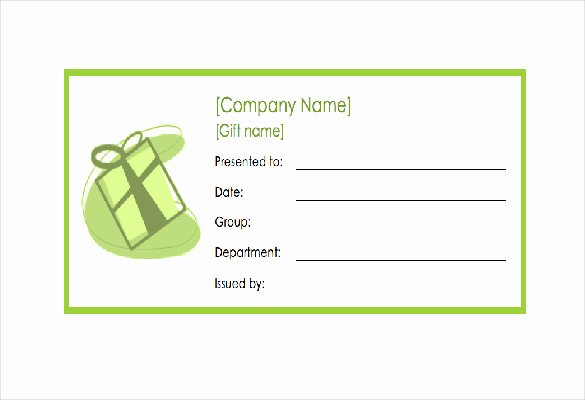 Free Coupon Template Word Fresh Coupon Template Word