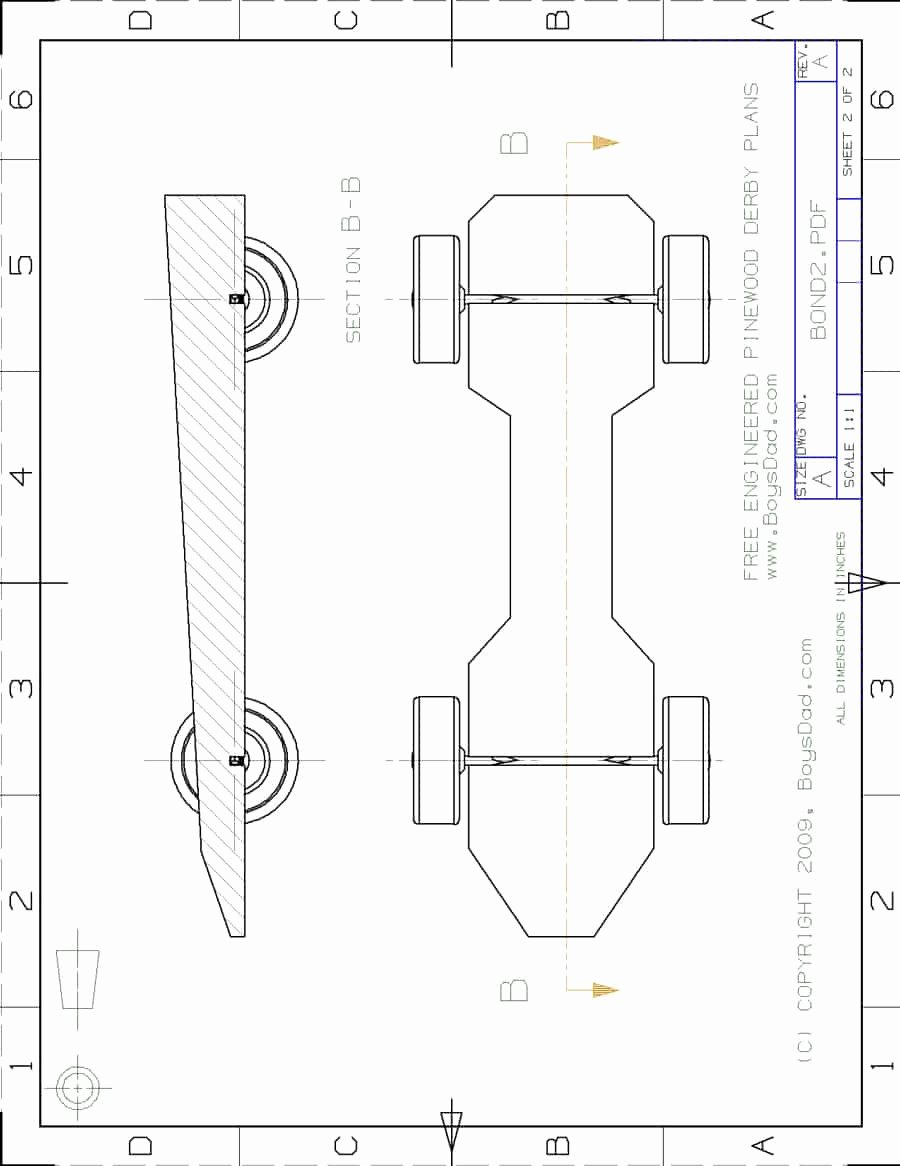 Free Derby Car Templates Luxury 39 Awesome Pinewood Derby Car Designs & Templates