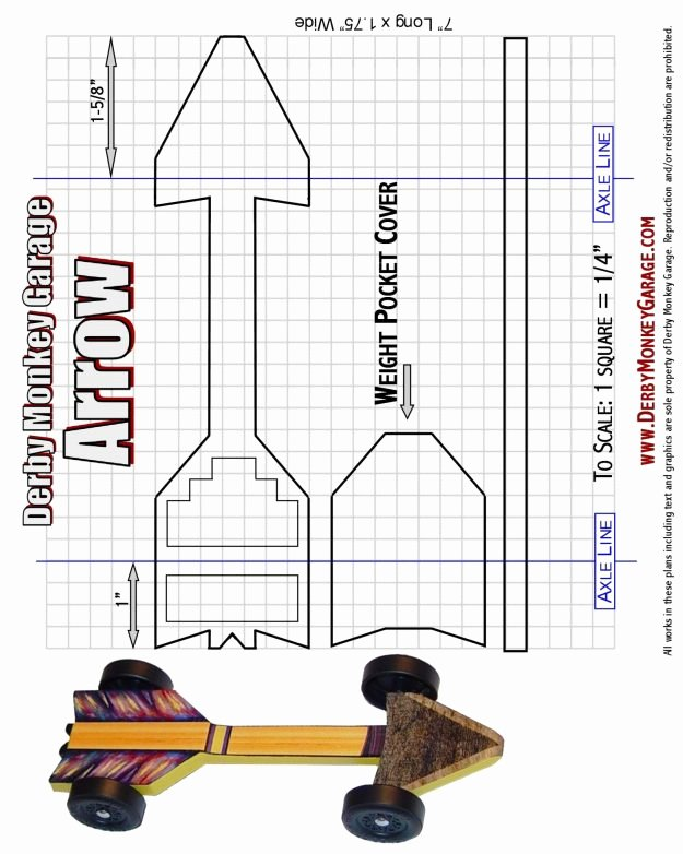 Free Derby Car Templates Unique 27 Awesome Pinewood Derby Templates – Free Sample