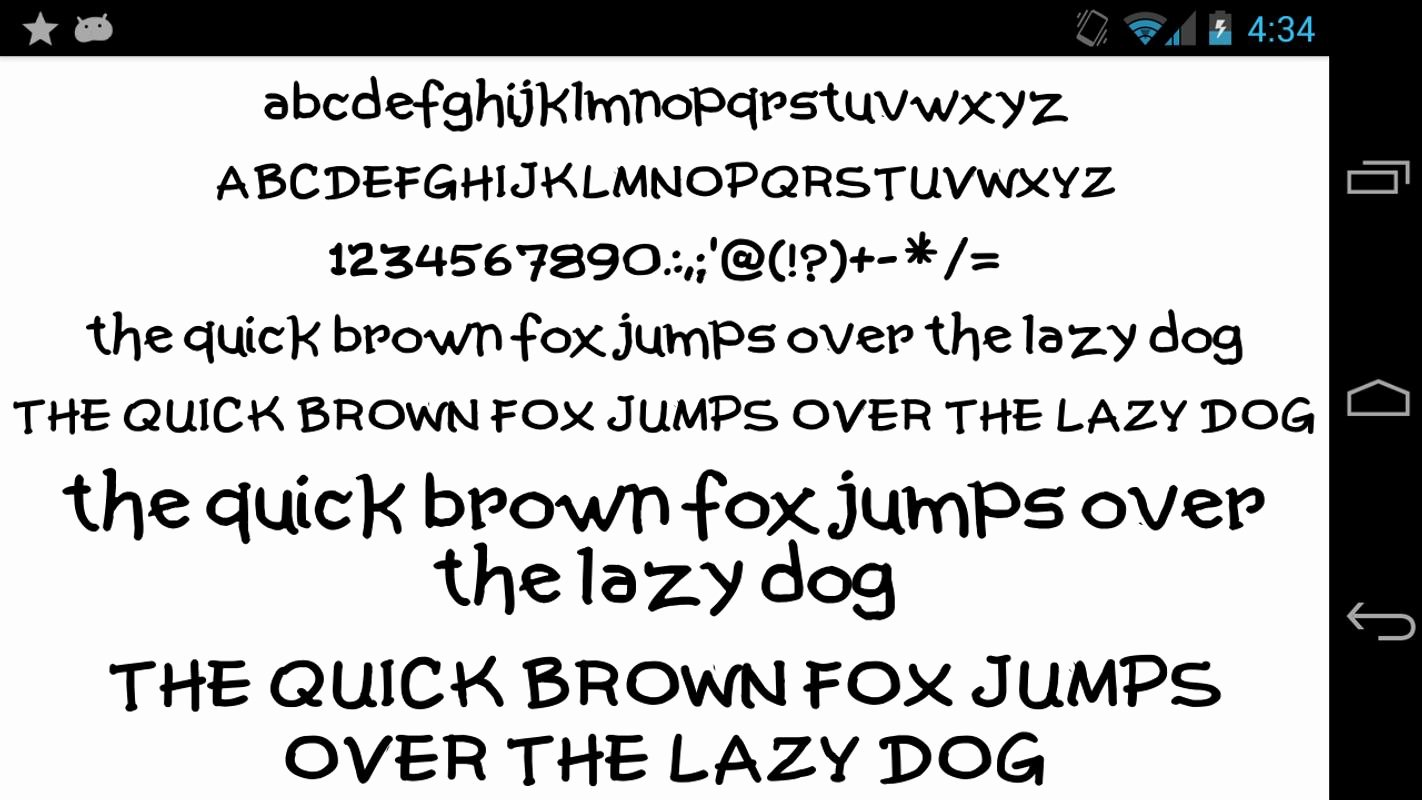 Free Downloadable Fonts for android Inspirational Fonts for Flipfont 50 Written Apk Baixar Grátis