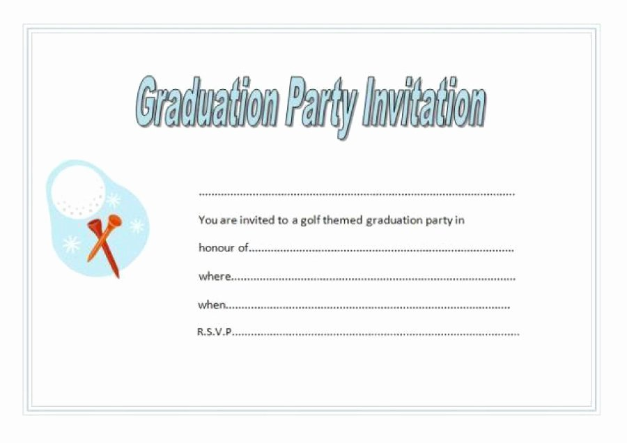 Free Downloadable Graduation Invitations Beautiful 40 Free Graduation Invitation Templates Template Lab