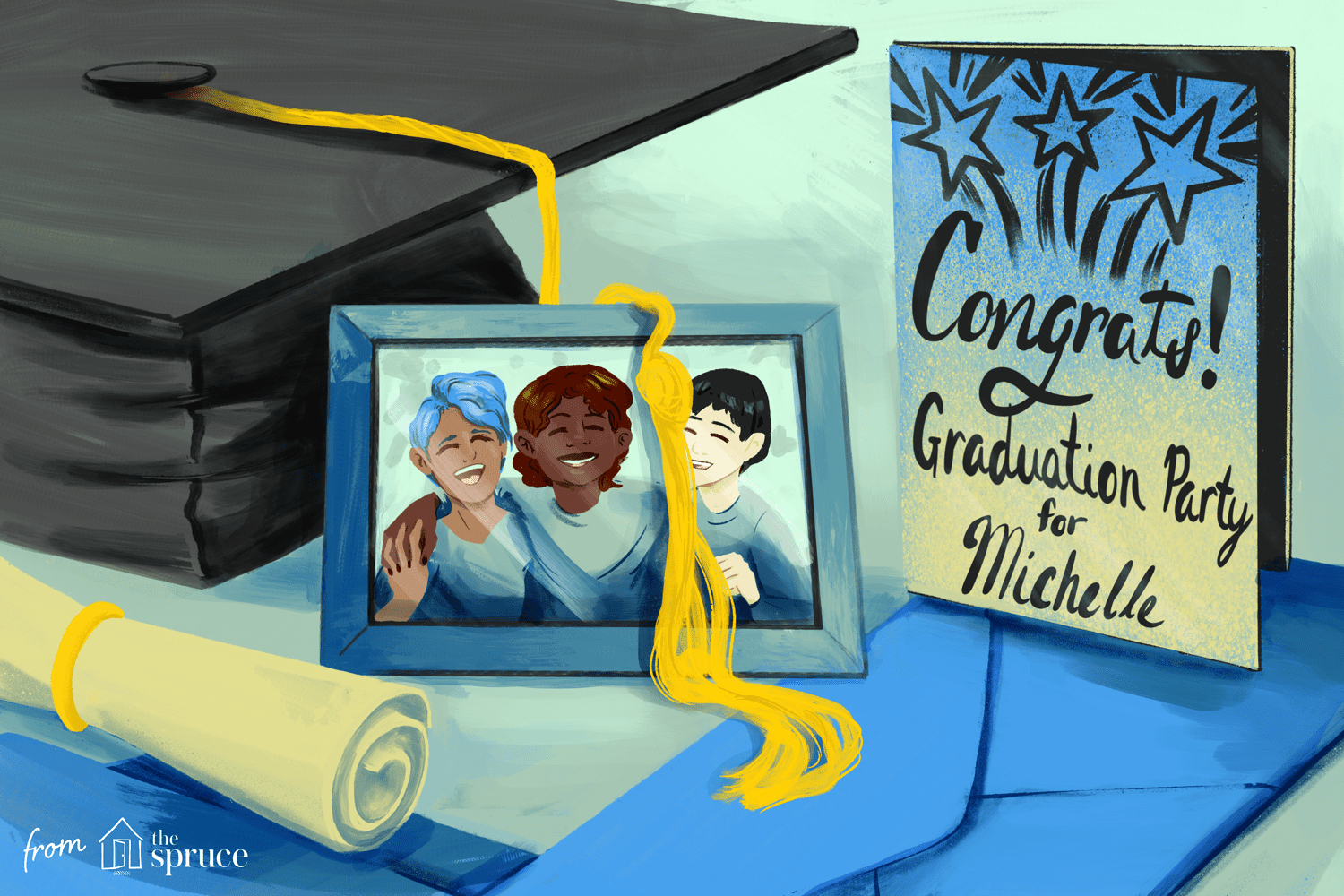 Free Downloadable Graduation Invitations Beautiful 7 Free Printable Graduation Invitations Templates