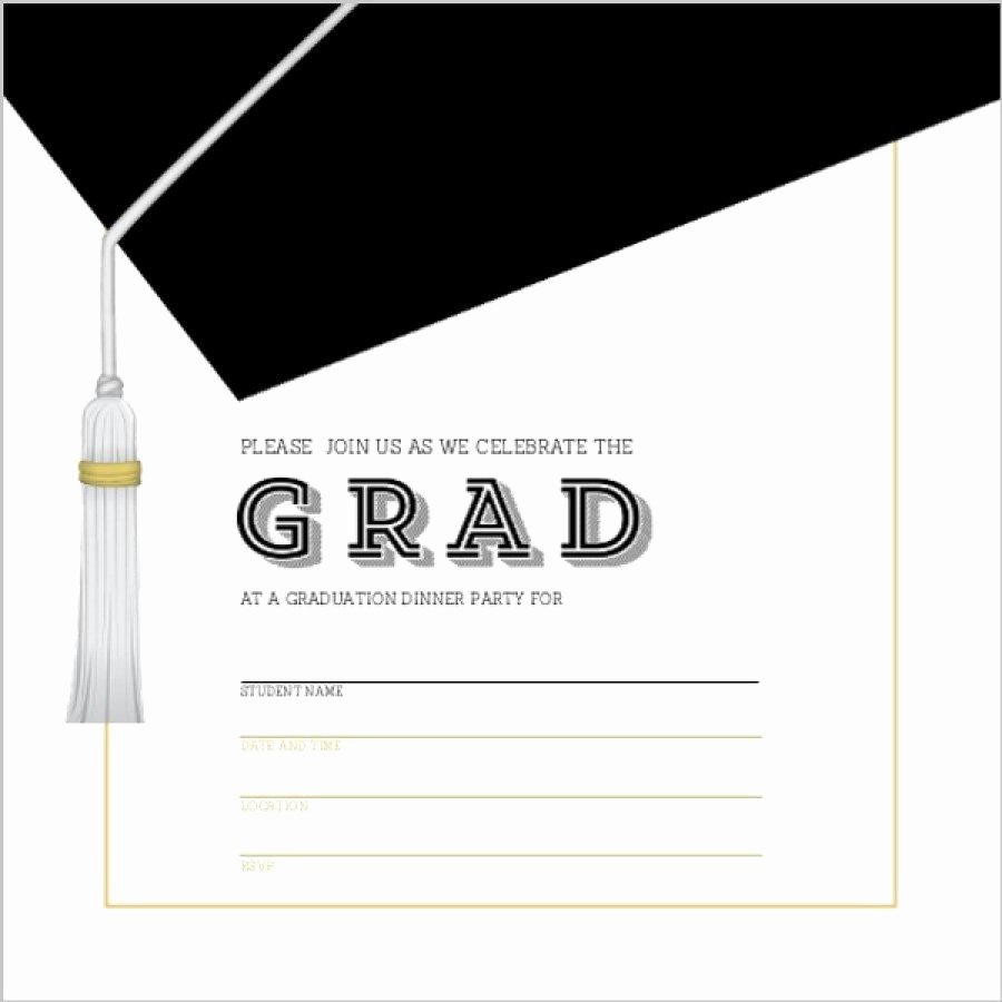 Free Downloadable Graduation Invitations Lovely Graduation Invitation Templates Graduation Invitation