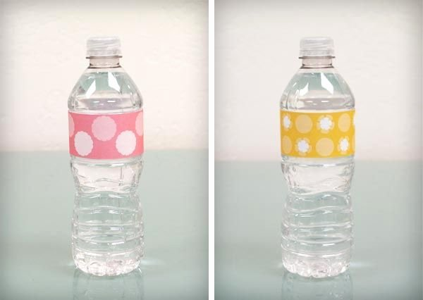 Free Downloadable Water Bottle Labels Fresh Diy Baby Shower Water Bottle Labels Free Download
