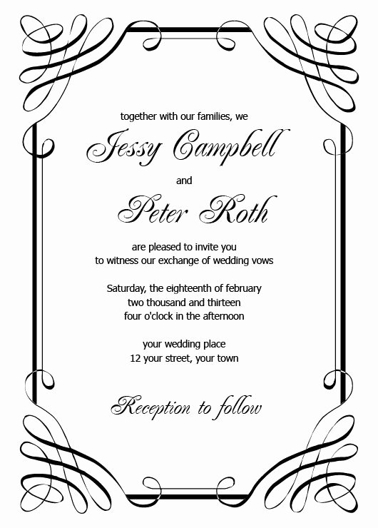 Free Downloadable Word Templates Luxury 1000 Ideas About Invitation Templates On Pinterest